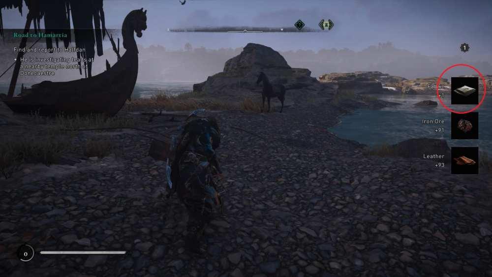 Assassin's creed valhalla fabric