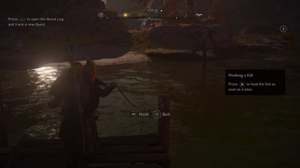 fishing in assassins creed valhalla