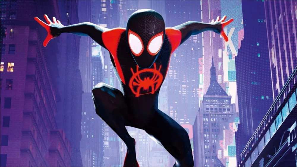 miles morales into the spider verse suit