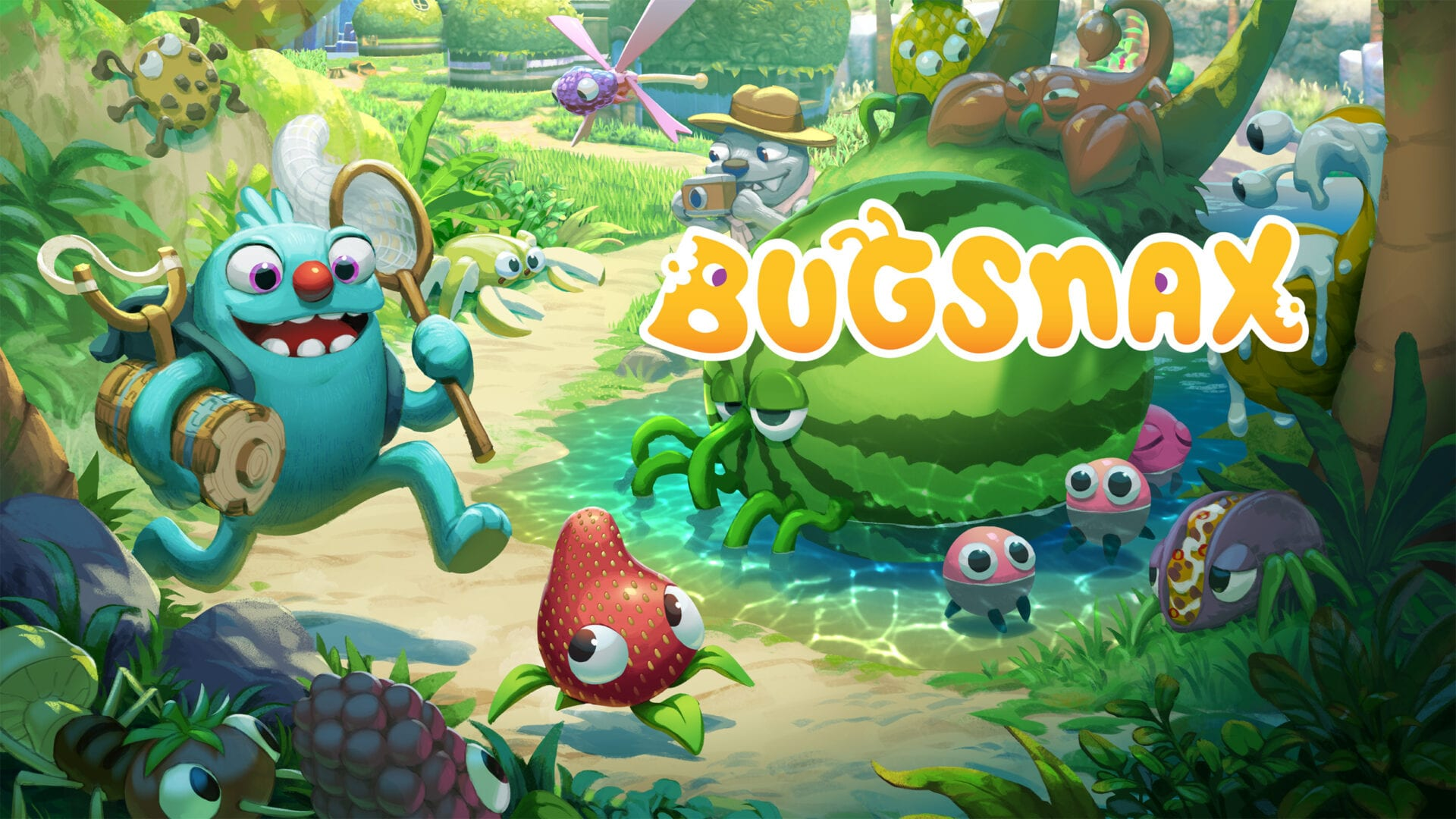 Bugsnax Critic Review