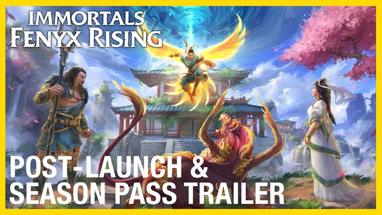 Immortals: Fenyx Rising to Obtain 3 Giant Expansions; New Chinese language Mythology Setting, Characters, & Extra 1