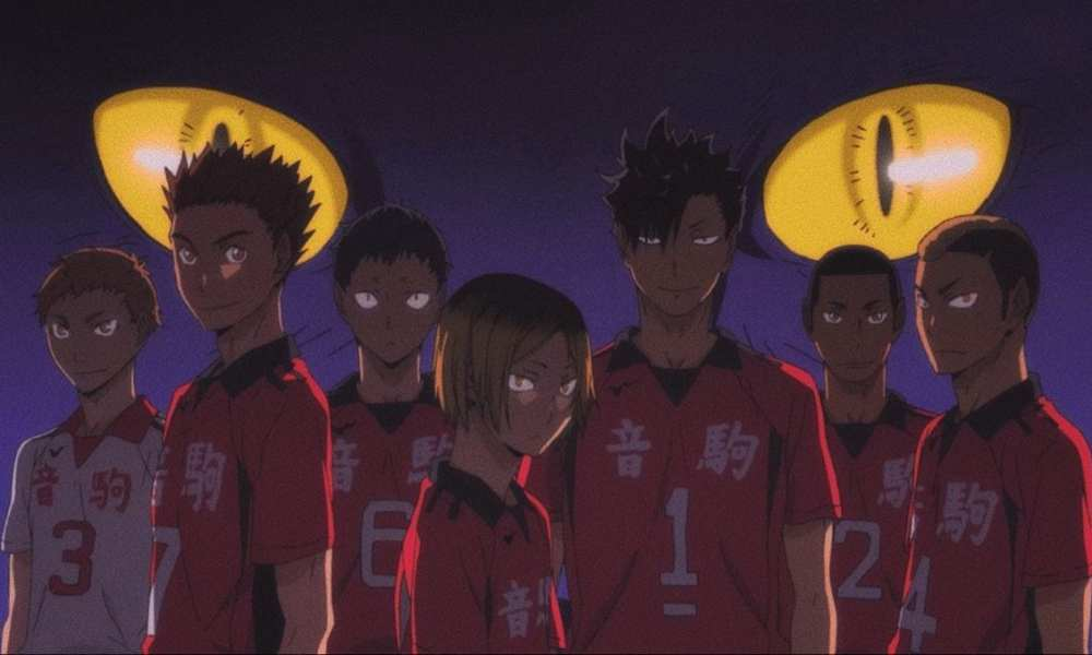 Can You Name These 10 Side Characters from Haikyuu!?
