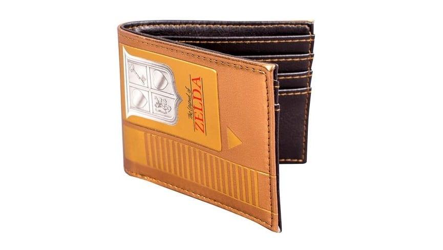 zelda wallet