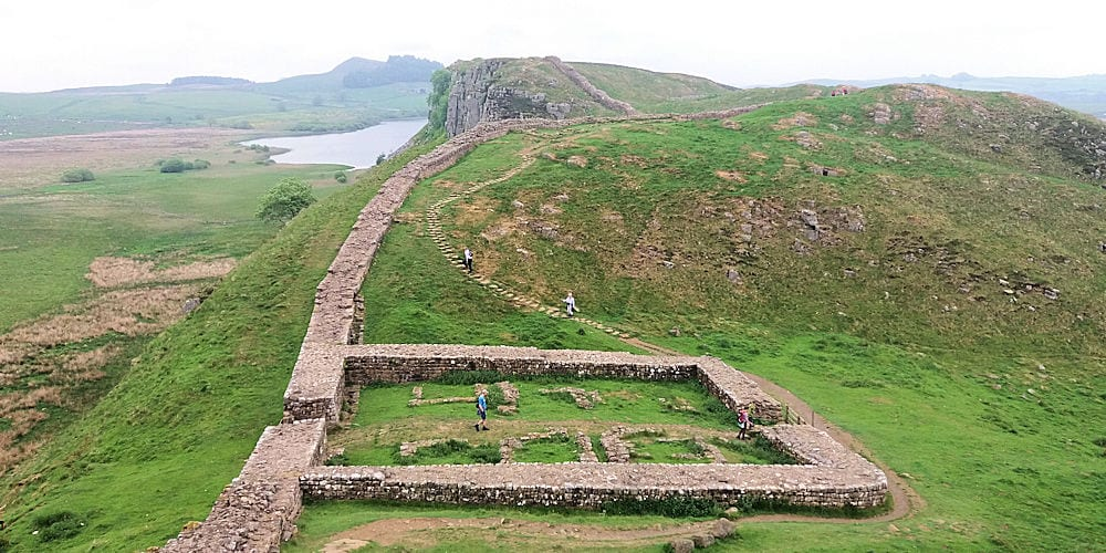 AC Valhalla's Hadrian's Wall Is a Delight For Historical past Buffs & a Helpful Device For College students 1