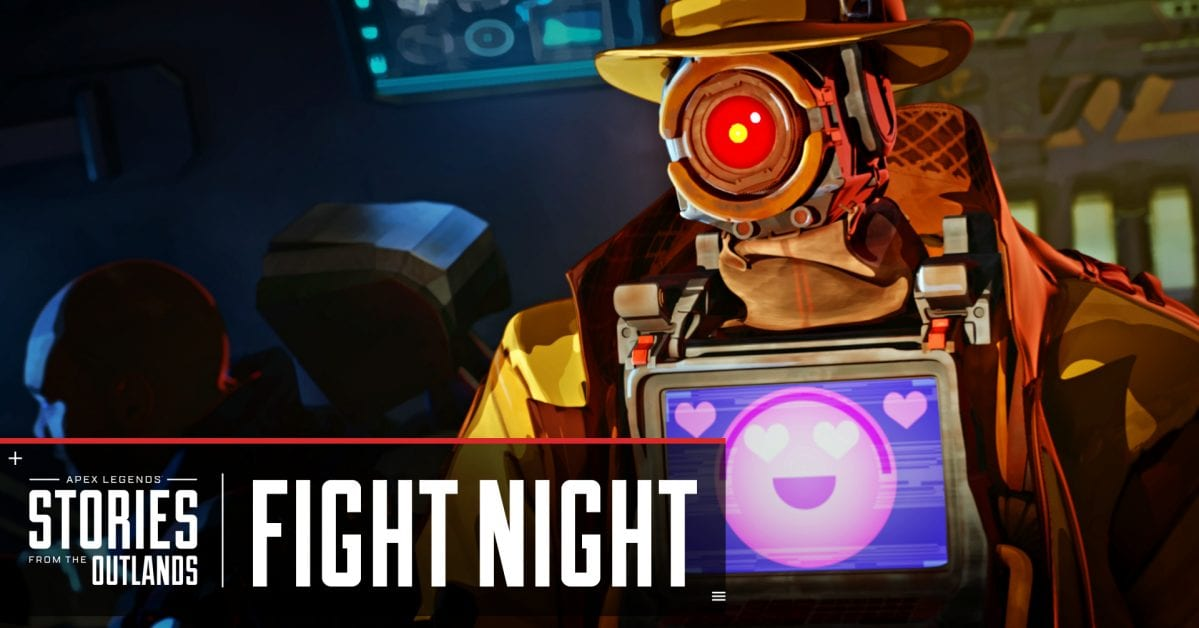 Apex Legends Struggle Night time Brief Focuses on Pathfinder's Origin Story 1