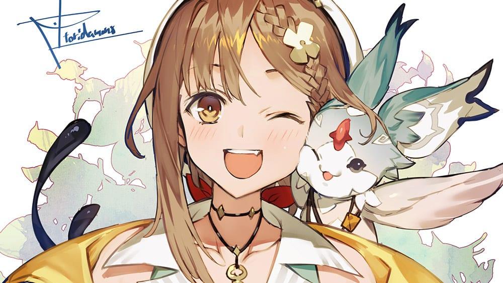Atelier Ryza 2 Launch Celebrated by Koei Tecmo & Toridamono With Lovely Artwork 1