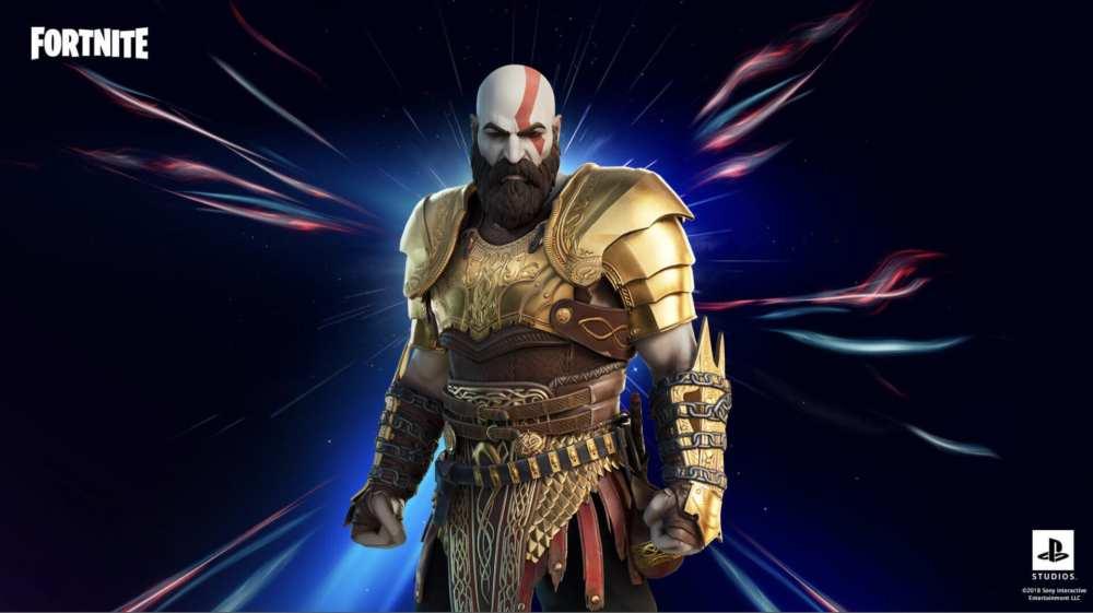 Kratos armor style