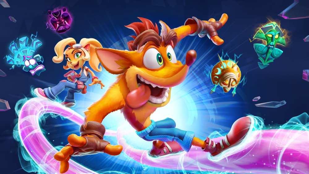 Crash Bandicoot, video game anniversaries in 2021