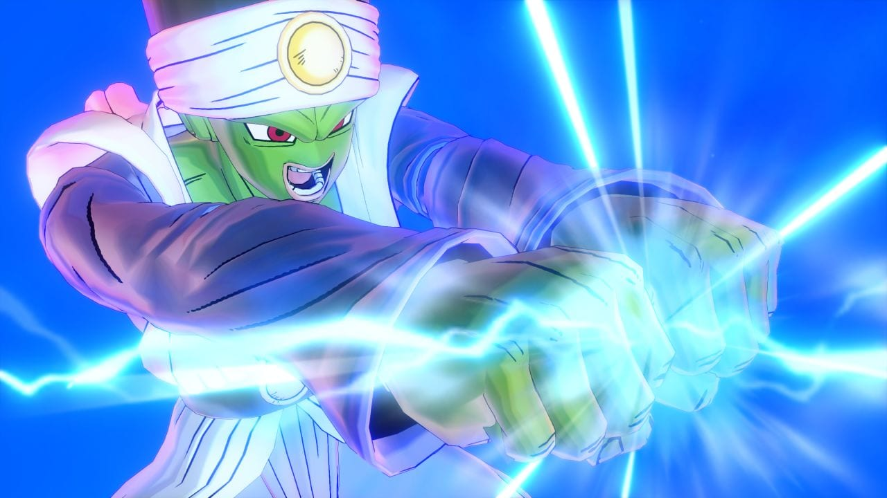 Dragon Ball Xenoverse 2 Paikuhan DLC & Free Replace Get First Screenshots 1