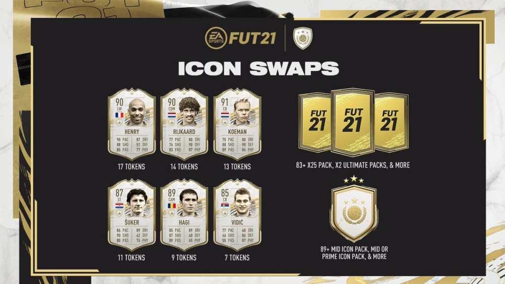fifa 21, icon swaps