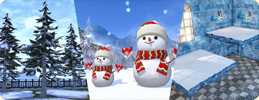 Remaining Fantasy XIV's Starlight Celebration Returns This 12 months With a Snowman Mount & Housing Objects 1