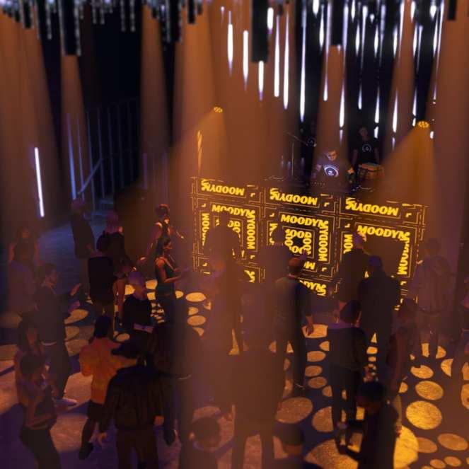 GTA Online _ 12 7 2020 _ The Music Locker _ Club