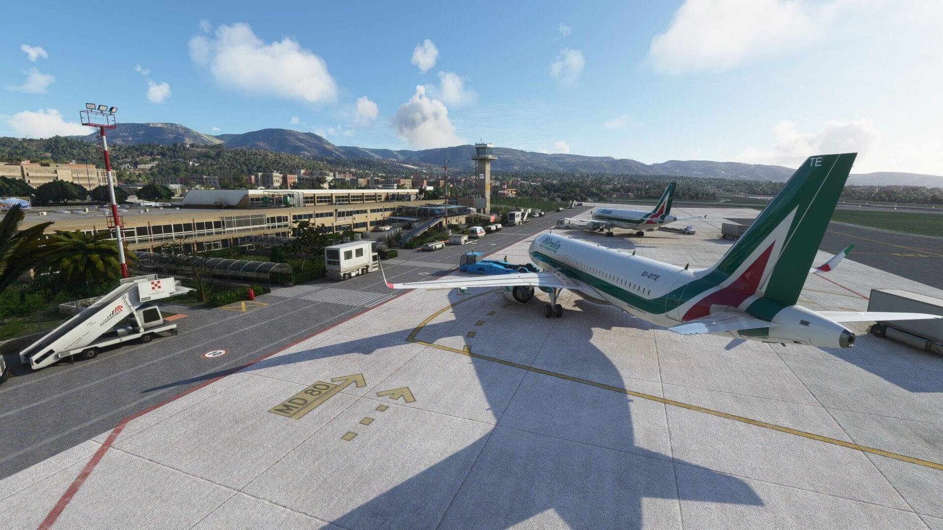 Reggio Calabria Airport for Microsoft Flight Simulator Critic Review