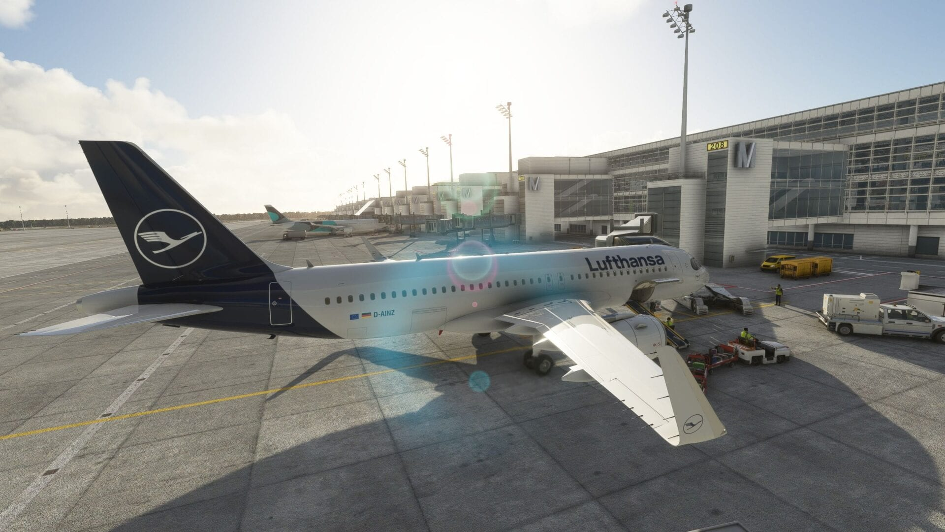 Munich Airport for Microsoft Flight Simulator Critic Review