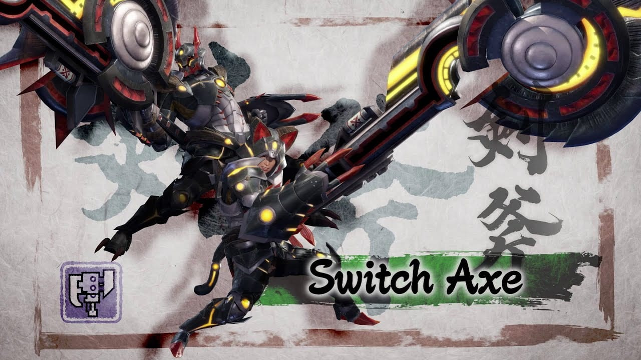 Monster Hunter Rise Will get New Trailers Displaying Nice Sword & Swap Axe 1
