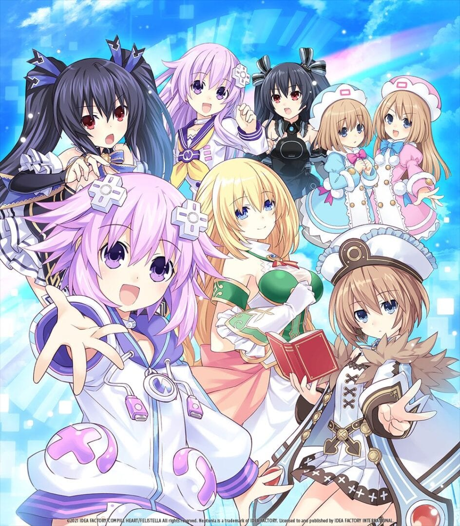 Neptunia ReVerse for PS5 Introduced for the West; Coming Subsequent Yr 1