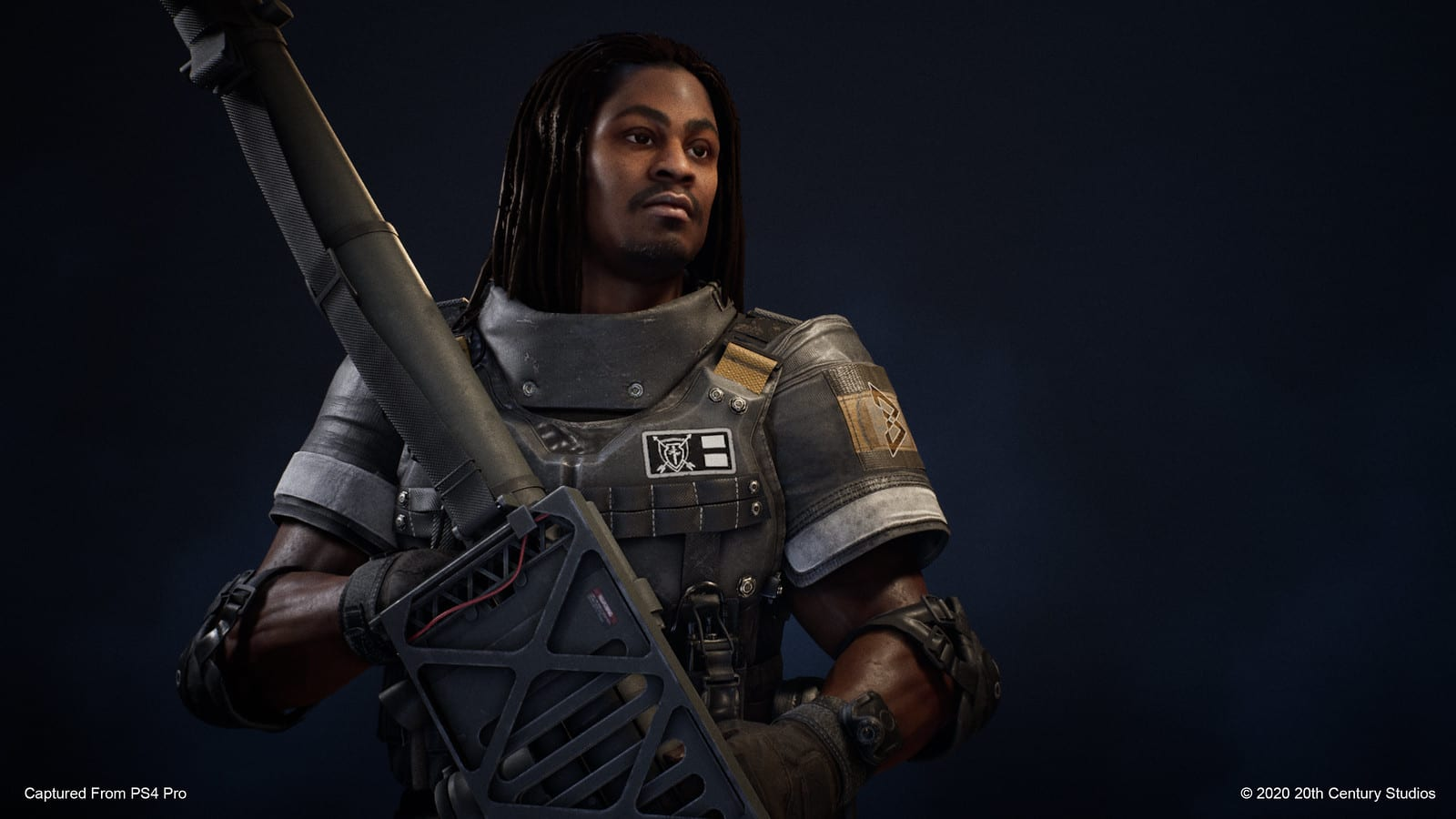 Predator: Searching Grounds Provides Marshawn Lynch With a Rocket Launcher 1