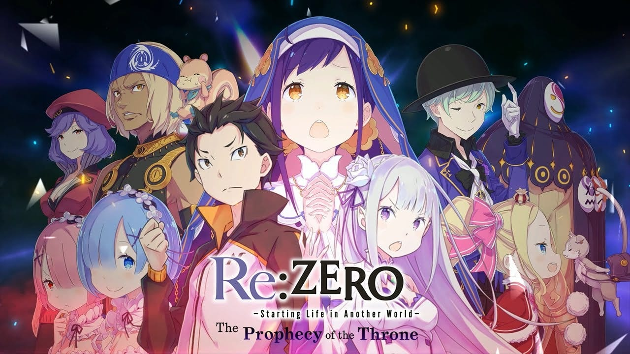 Re:ZERO for PS4, Change, & PC Will get New English Trailer Exhibiting Characters & Story 1