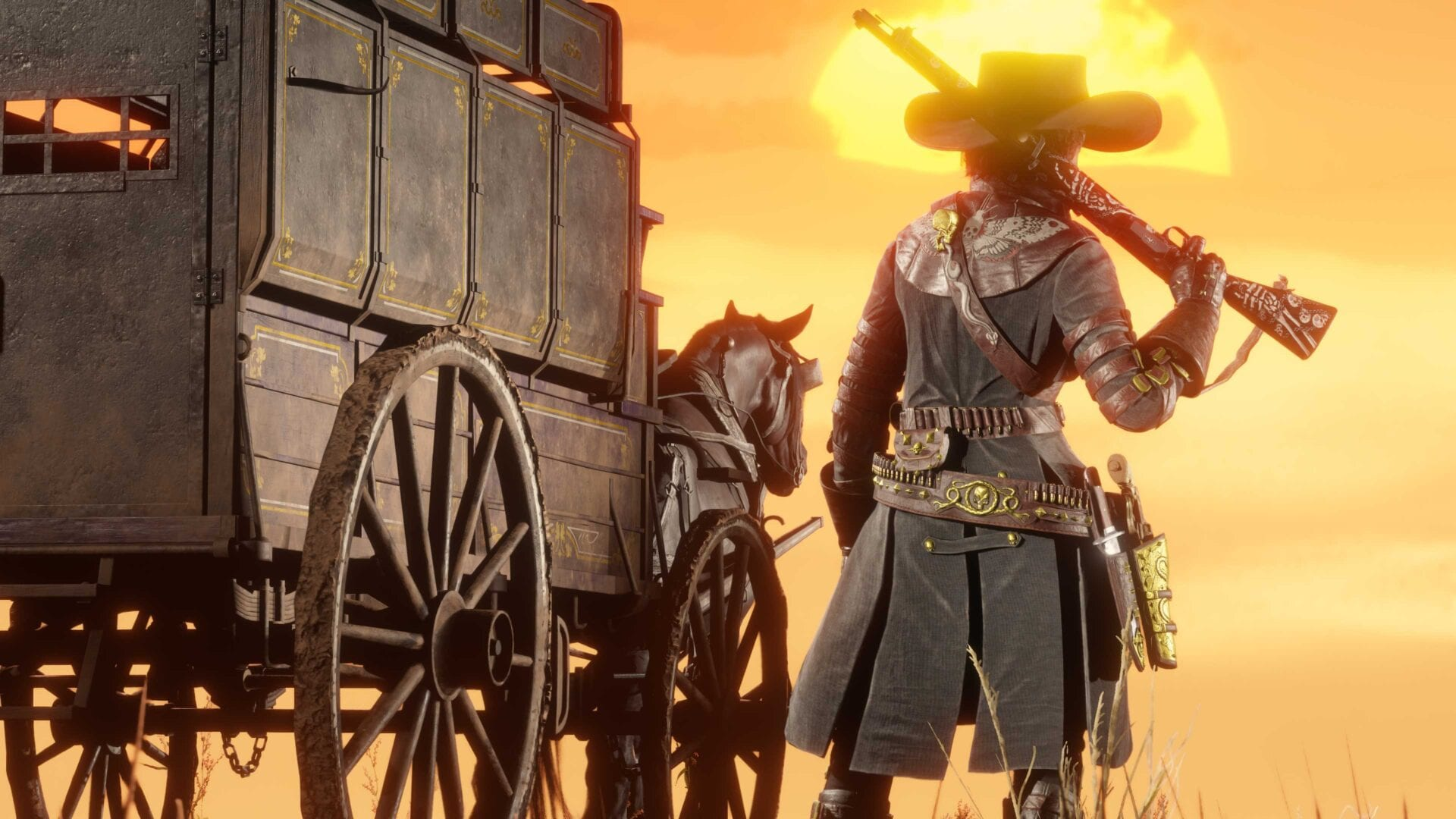 Pink Useless On-line's Bounty Hunter Replace Expands on the Promise of Frontier Pursuits 2