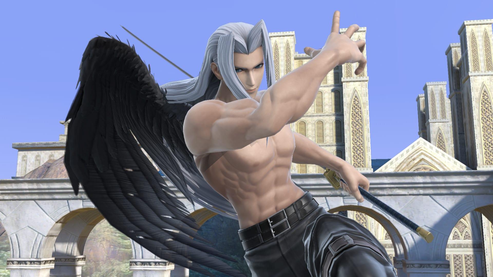 Sephiroth's Customary Moveset in Tremendous Smash Bros. Is Refreshing 1
