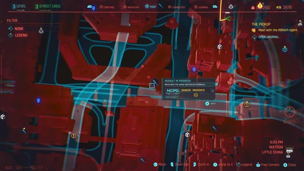 cyberpunk 2077 level up fast