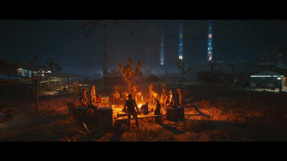 cyberpunk 2077 lifepaths, nomad