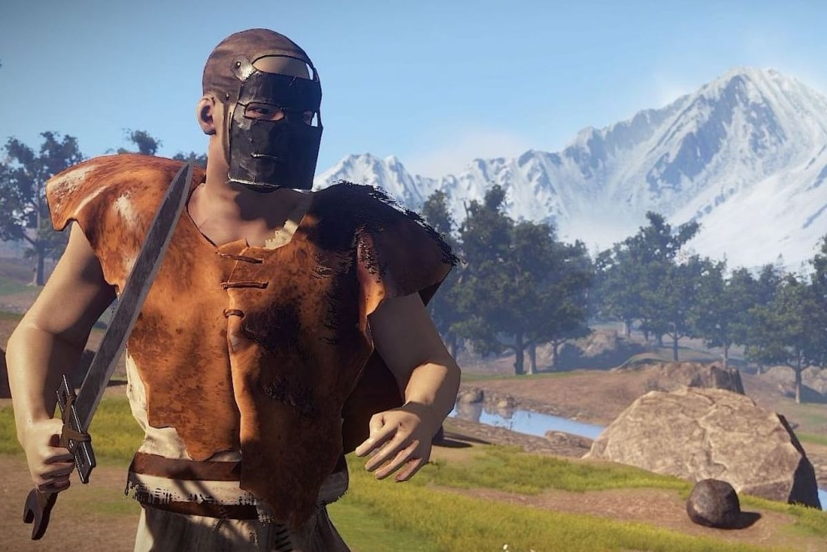 Rust PS4 & Xbox One Launch Delayed to 2021 1