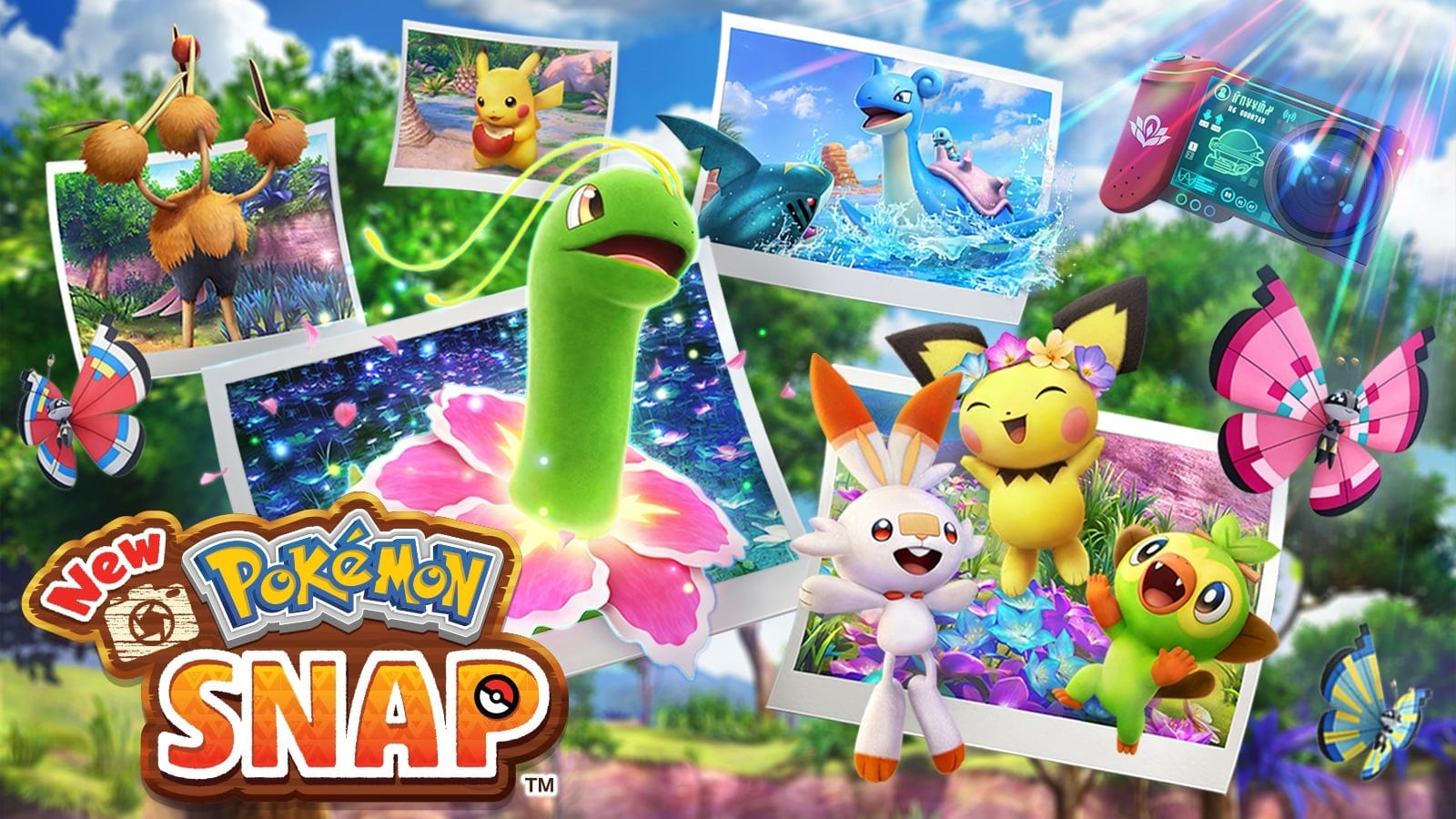 New Pokémon Snap Set For April Release, New Trailer Confirms