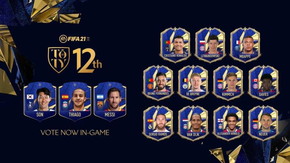 full toty in packs, fifa 21