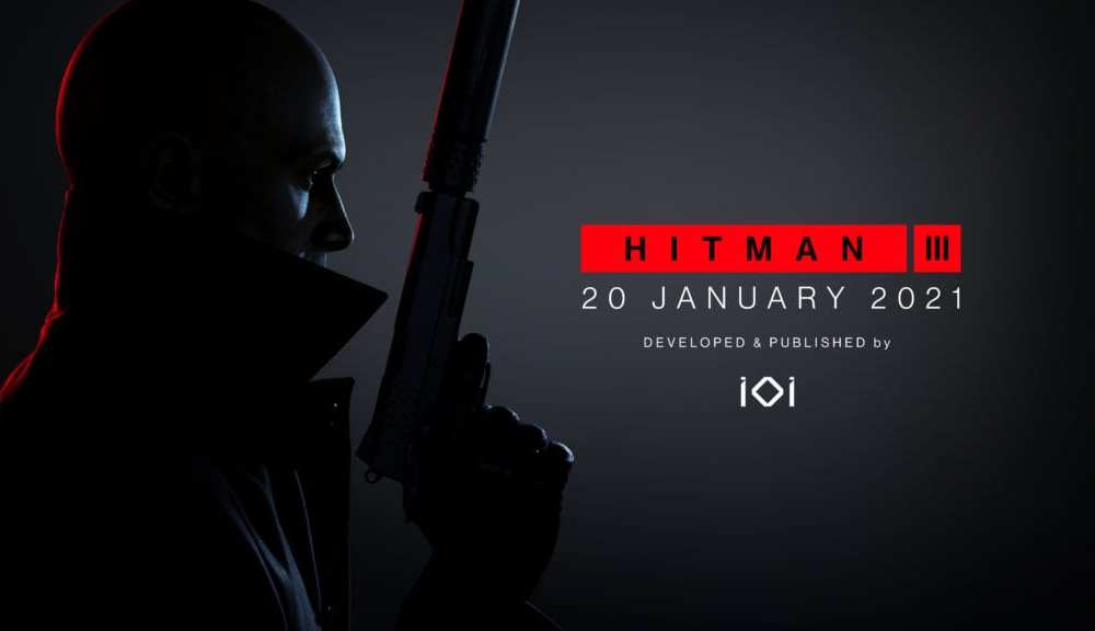 IO Interactive Gives All the Hitman 3 Launch Details You Need to Know
