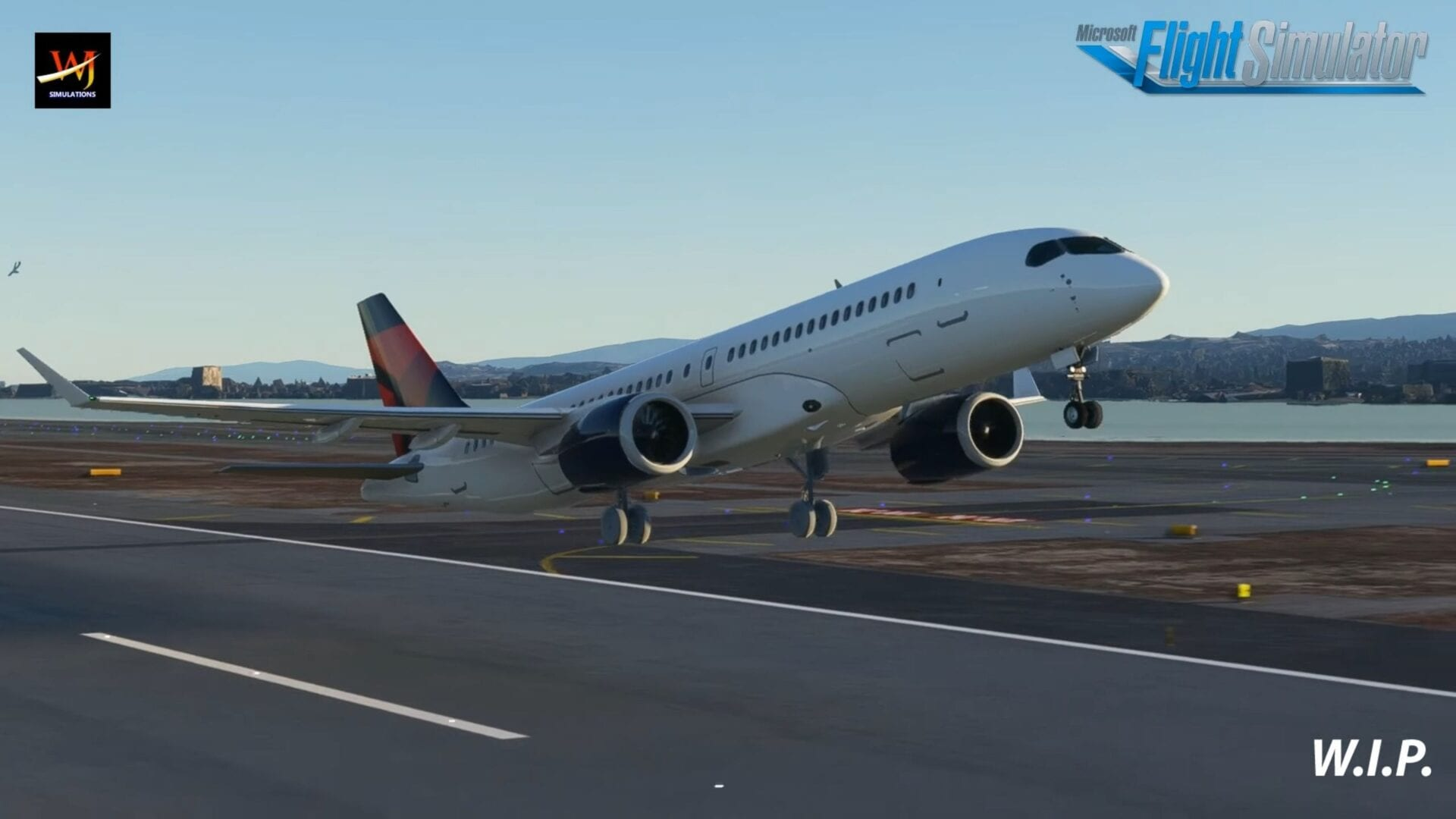 Microsoft Flight Simulator Airbus A220 by Whiskey Jet Gets ...