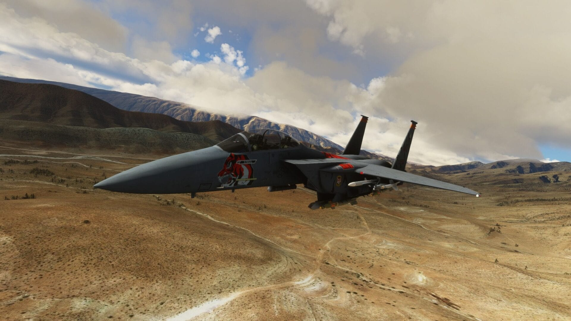 DC Designs F-15 C, D, E & I Eagle for Microsoft Flight Simulator Critic Review