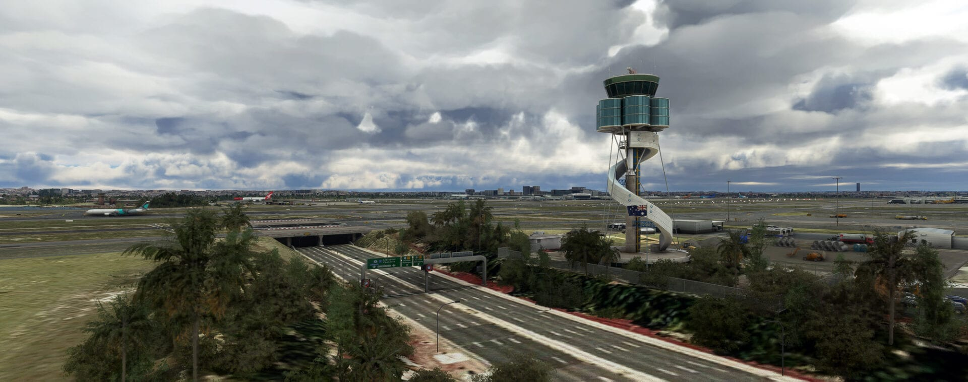 Microsoft Flight Simulator Getting Sydney Airport by FlyTampa; Partnership With Orbx Introduced 1
