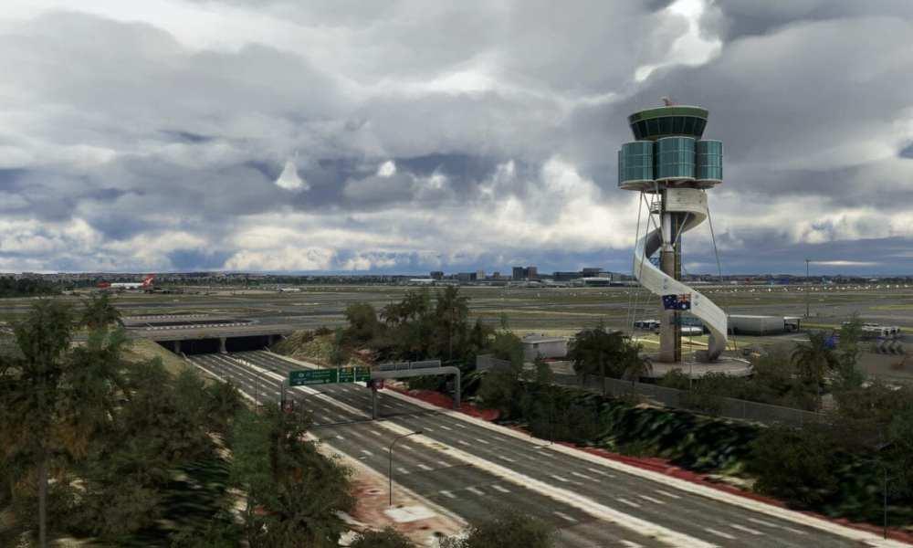 Flughafen Simulator 2021