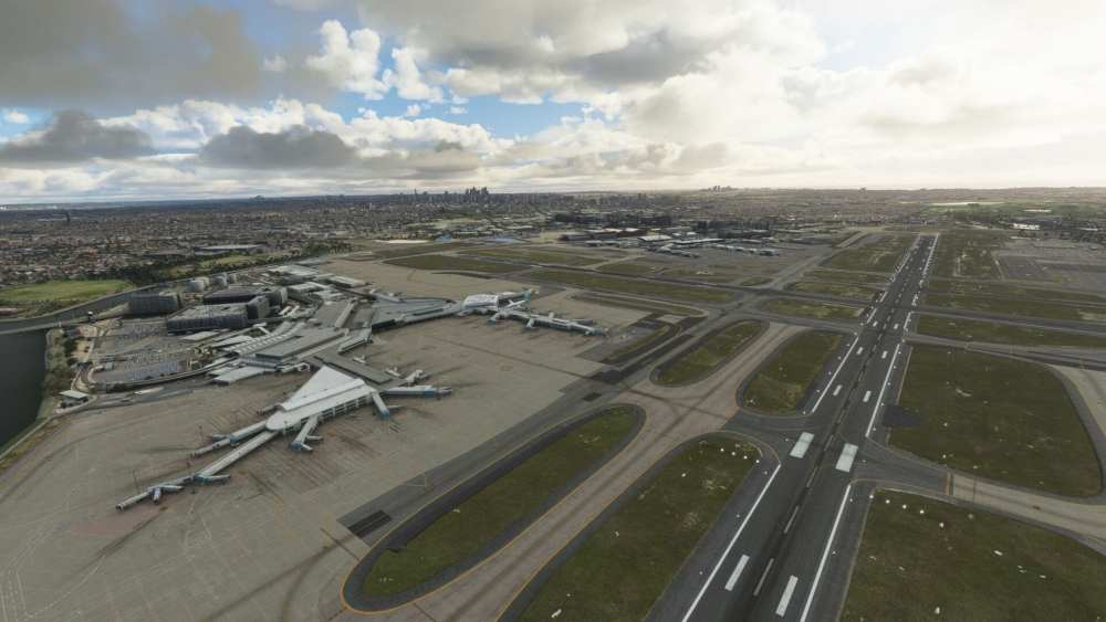 Microsoft Flight Simulator Sydney
