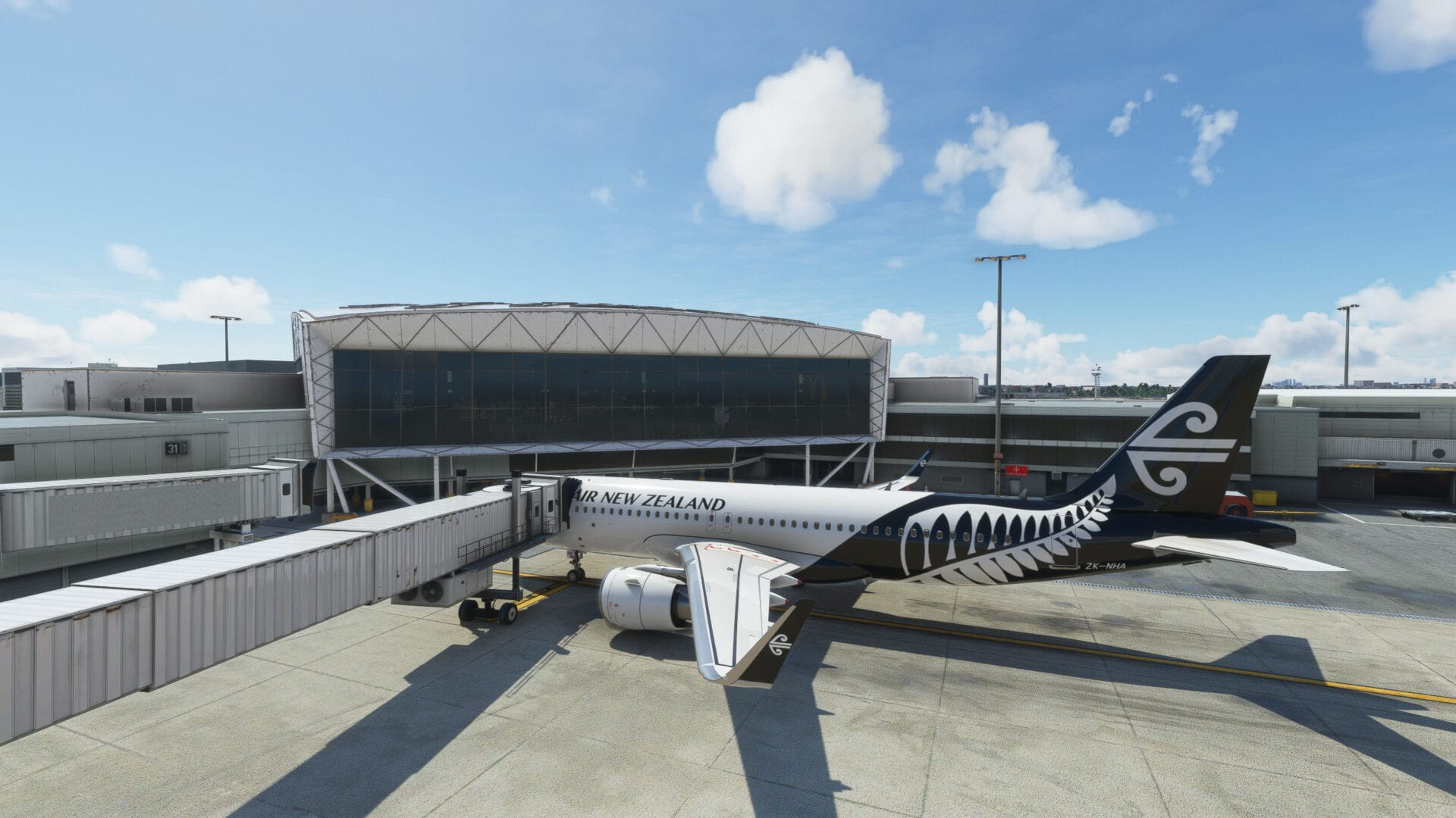 Sydney Airport for Microsoft Flight Simulator Critic Review