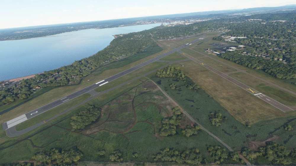 Microsoft Flight Simulator Tweed New Haven Airport