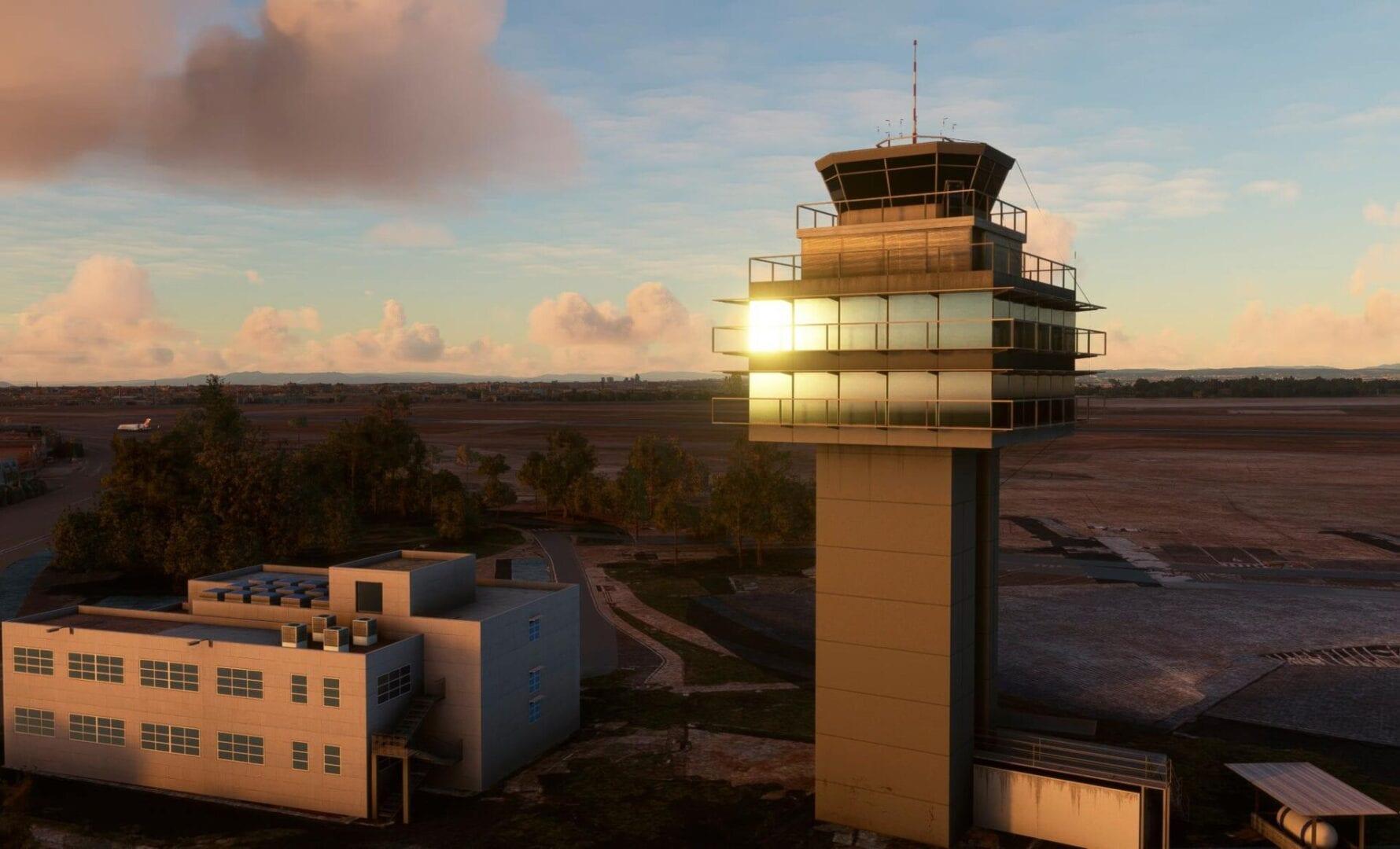 Microsoft Flight Simulator Valencia