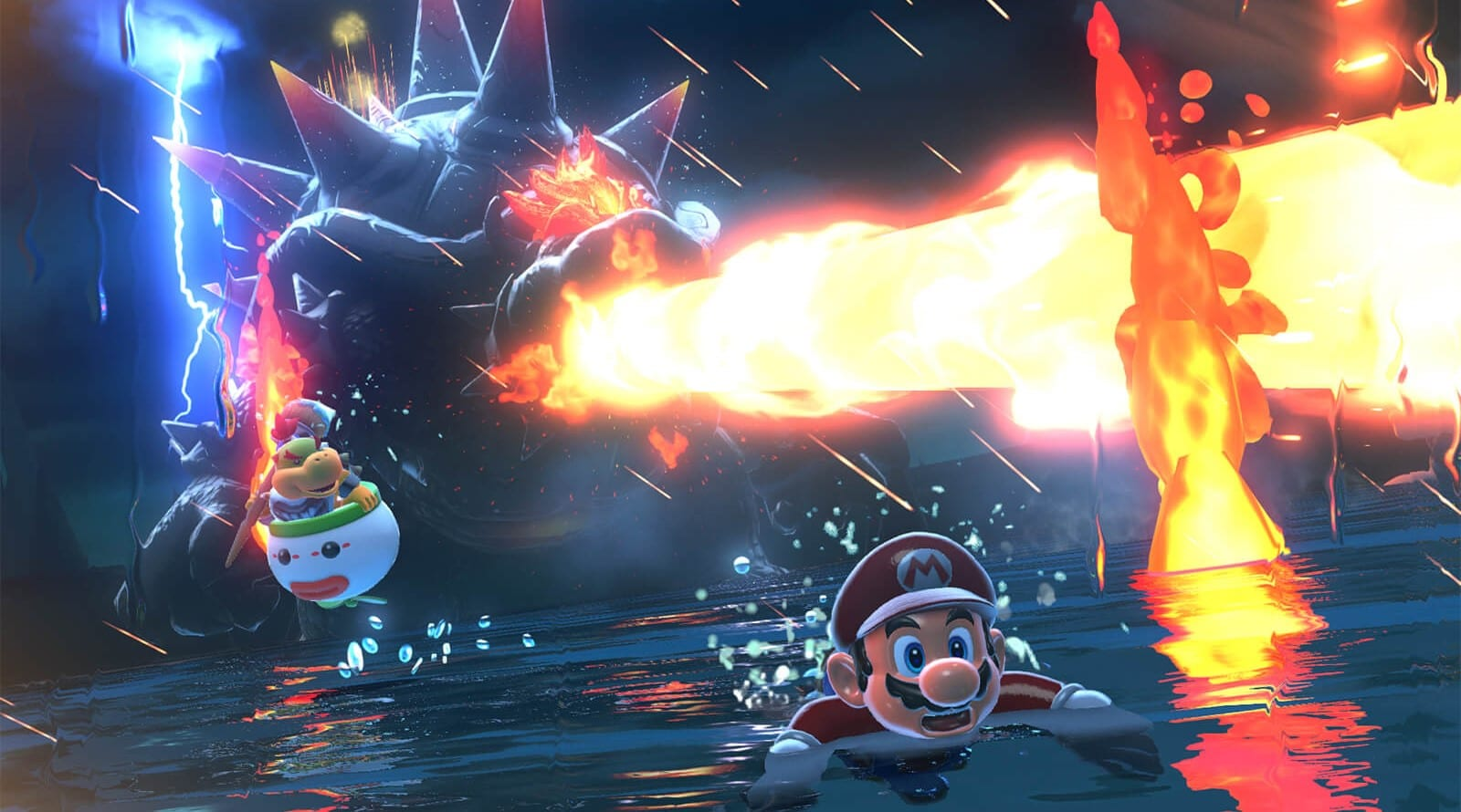 Bowser's Fury Feels Like the Future of Mario Platforming (Hands-On Preview)