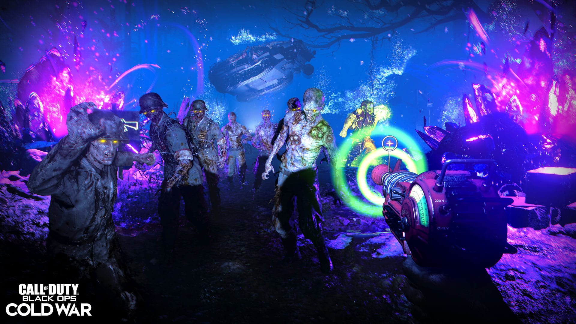 Treyarch's Teasing a New Black Ops Chilly Warfare Zombies Map 1