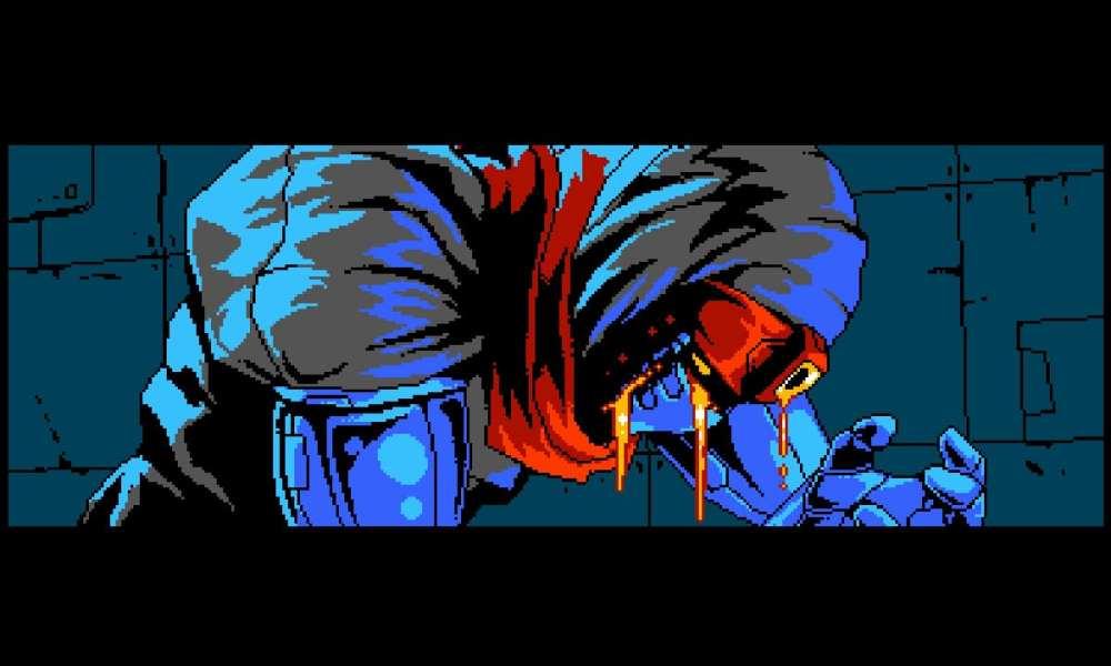 Cyber Shadow Review – Ninja Swag