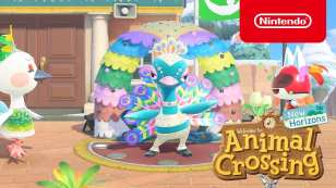festivale, animal crossing new horizons