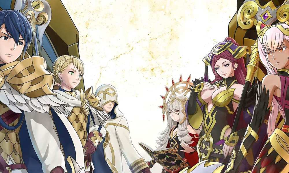 Gatekeeper Near Top of Annual Fire Emblem Heroes Choose Your Legends Vote