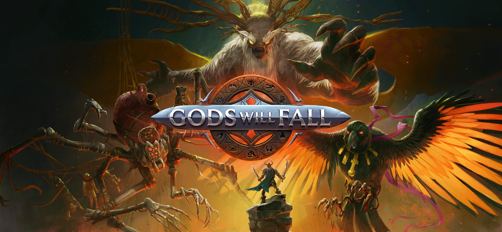 Gods Will Fall Critic Review
