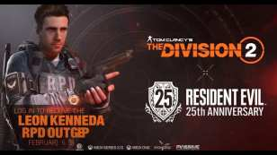 Resident Evil 2 Division 2 Crossover