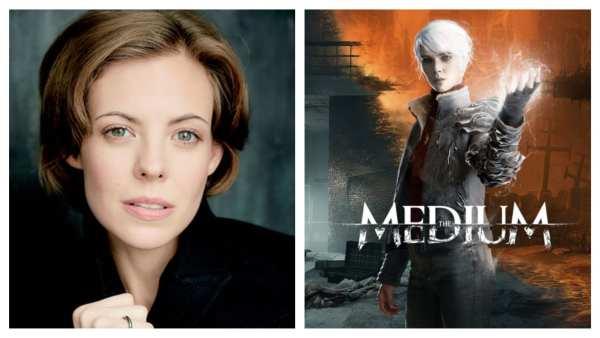 the medium voice actors
