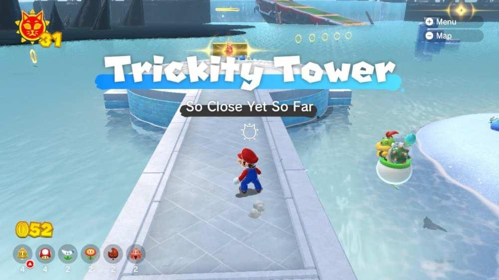 Arcos Fury Trickity Tower brilla