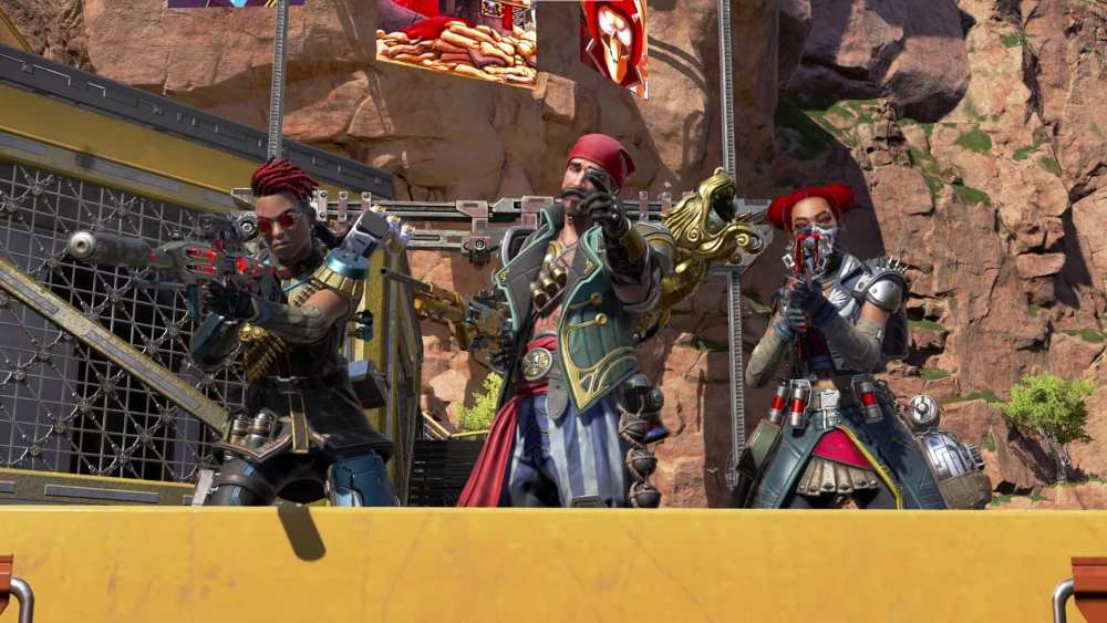 Apex Legends Season 8 Battle Pass
