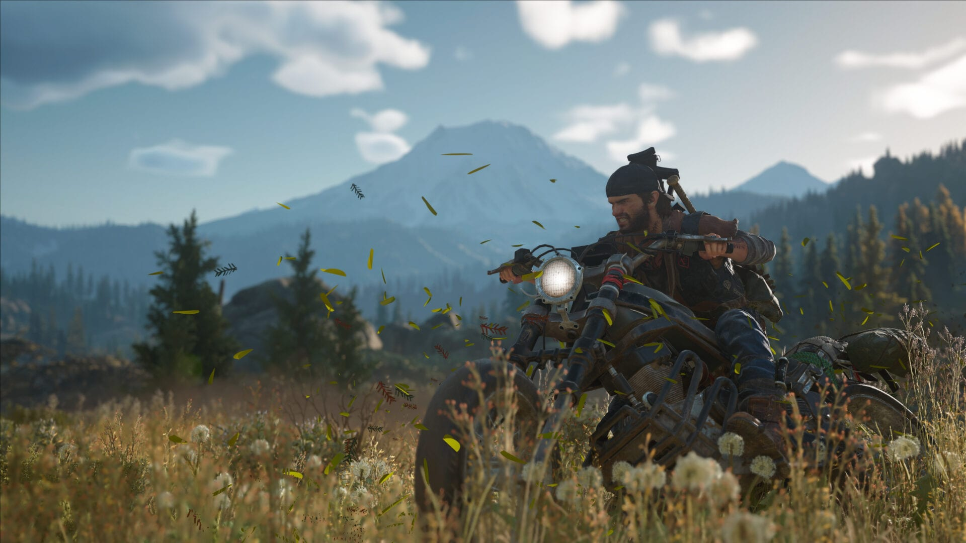 Days Gone Steam Page Reveals System Requirements & Visual Improvements - Twinfinite