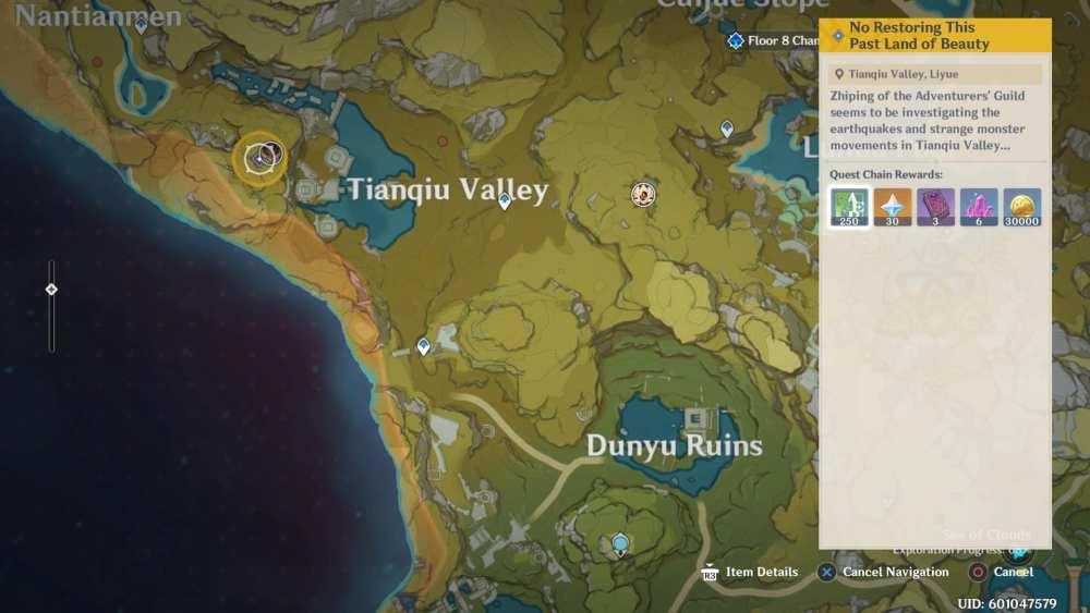 Genshin Impact Primo Geovishap Location